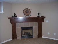 Fireplace 505 Ridge Road 2008